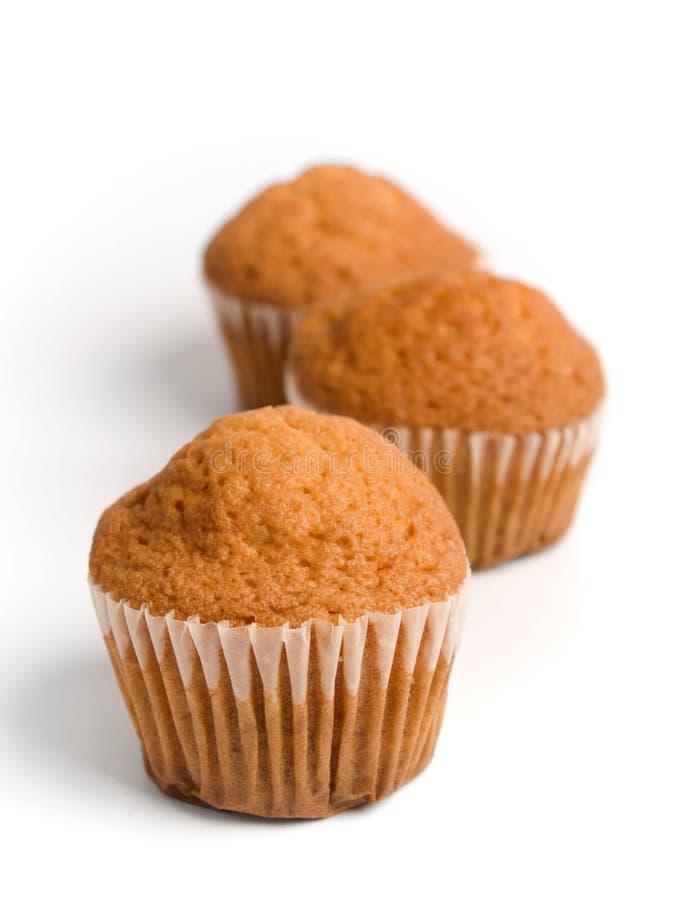 Free Three Muffins Stock Photography - 5438492