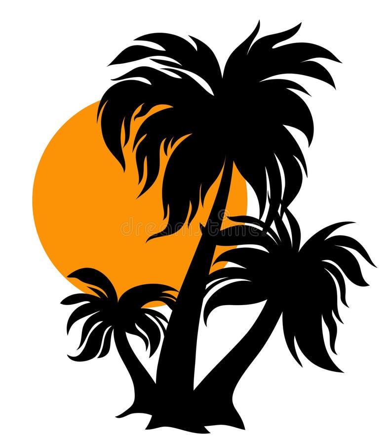Free Three Palm Trees Stock Photo - 6621450