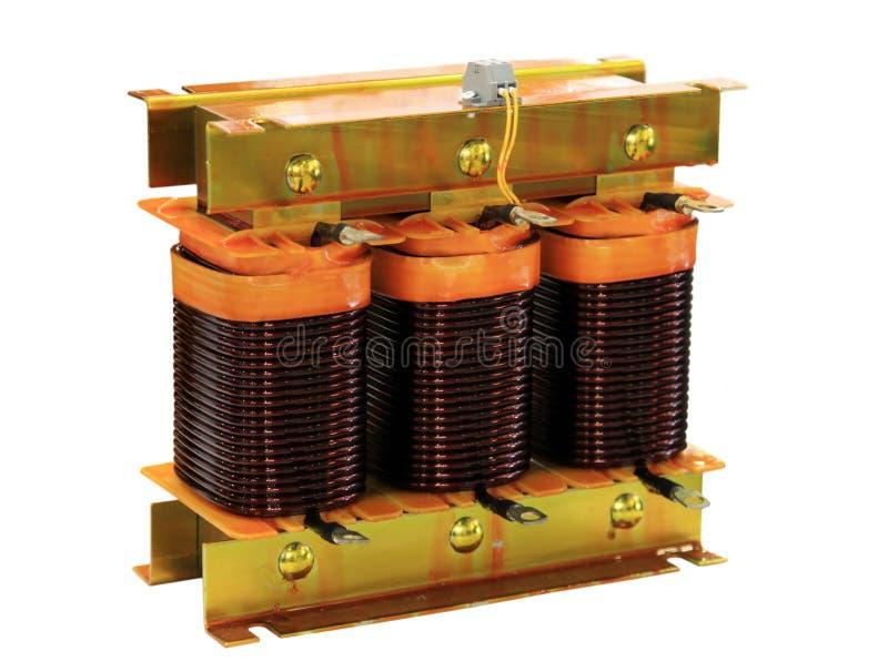 Three-phase Transformer Stock Photography