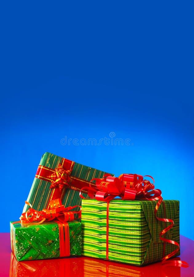 Free Three Presents Stock Photos - 30144133