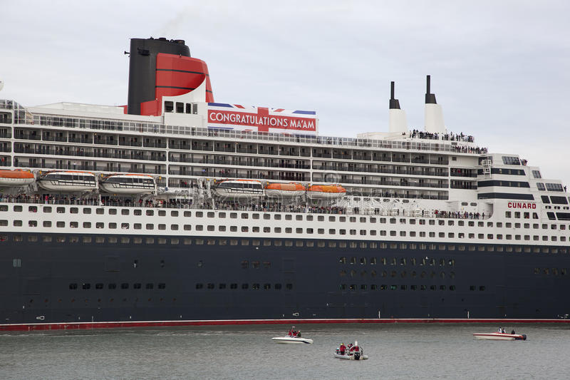 Download Three Queens Event 10 editorial stock photo. Image of pier - 25136748