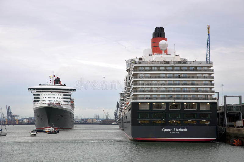 Three Queens Event 8 royalty free stock image
