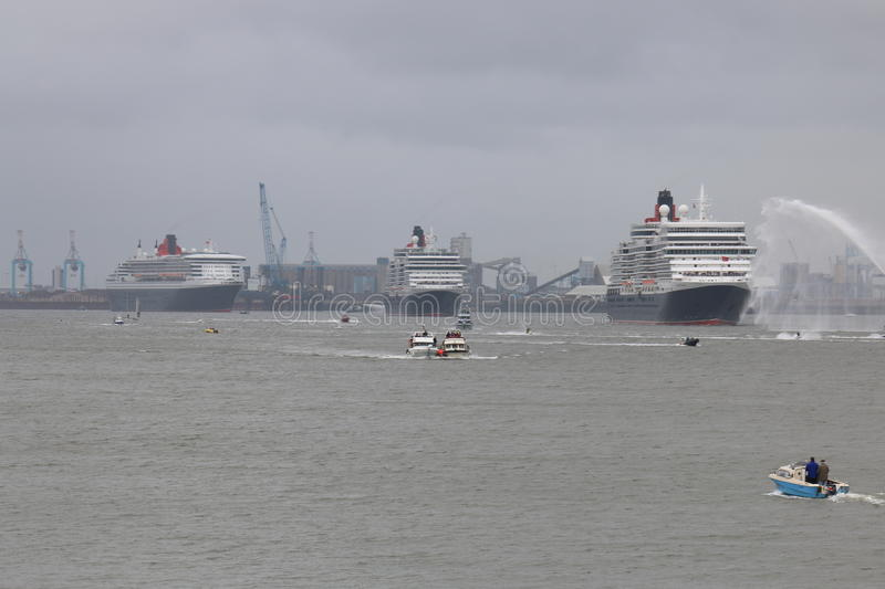The Three Queens royalty free stock images