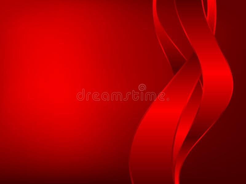 Three_red_ribbons libre illustration