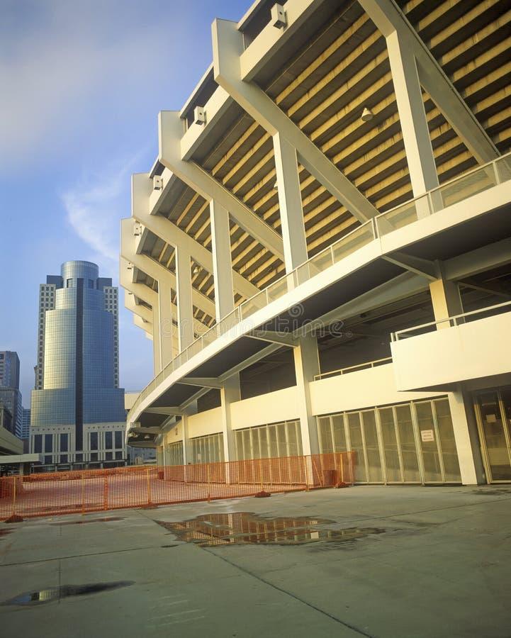 Three Rivers Stadium, Cincinnati, OH- stockbilder