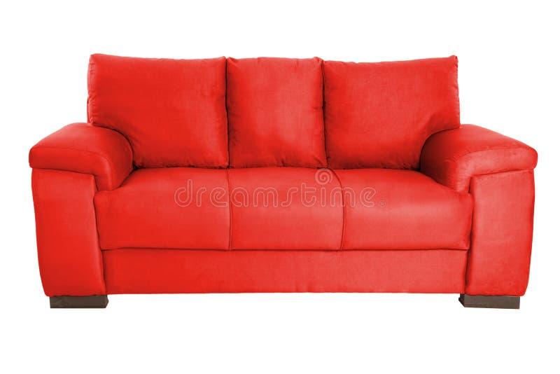 Three seats cozy color stock photos