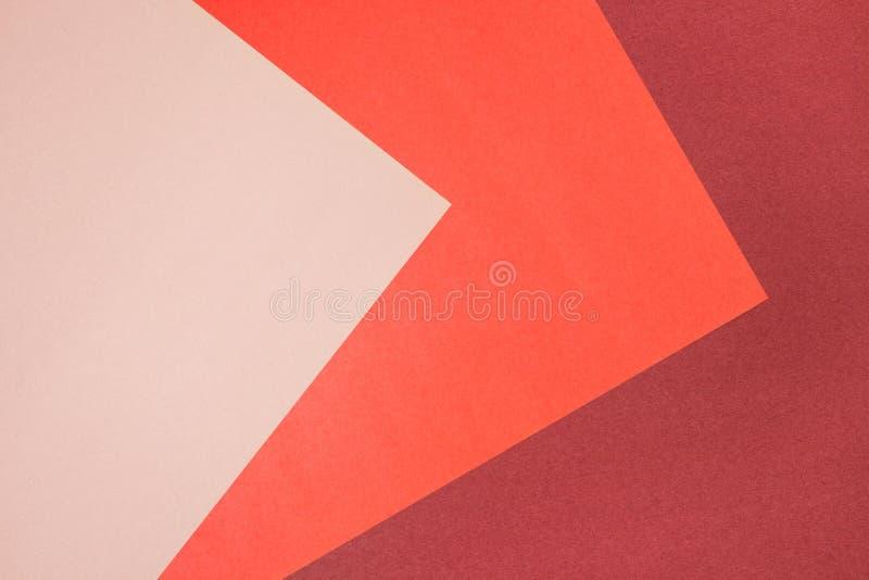 Three shades of pink royalty free stock photos