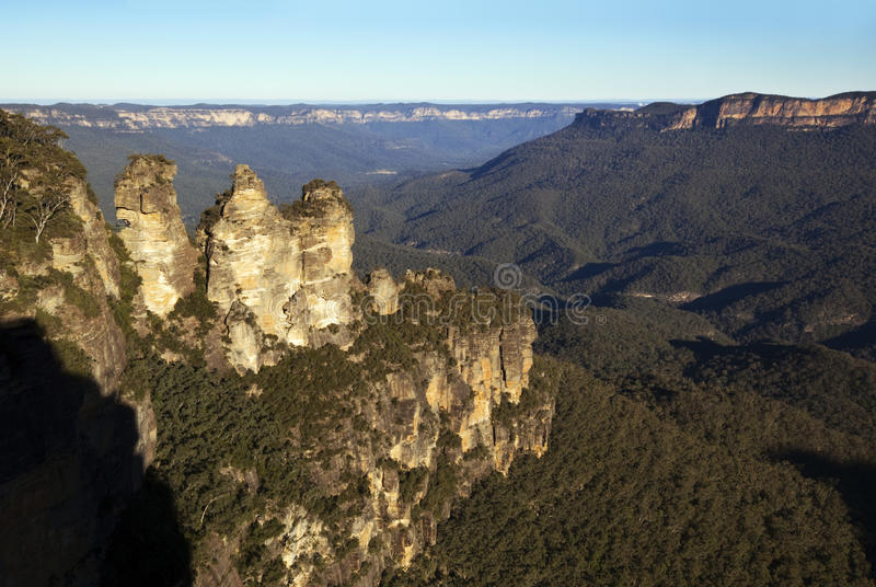 Download Three Sisters, Blue Mountains Stock Image - Image: 14857267