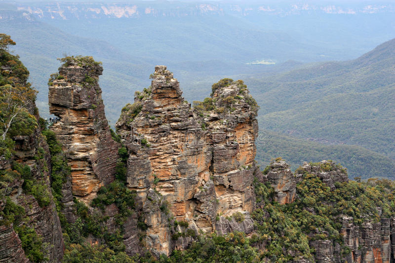 Download Three Sisters Blue Mountains IMG_0004 Stock Photo - Image: 14698438