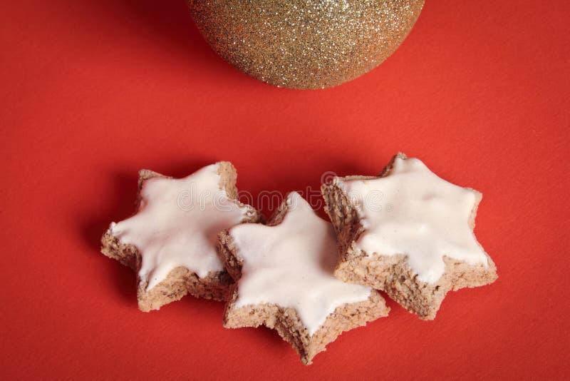 Download Three stars stock photo. Image of biscuit, cinnamon, winter - 22036582