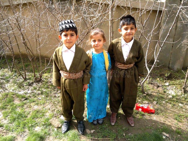 Three Students Editorial Photo