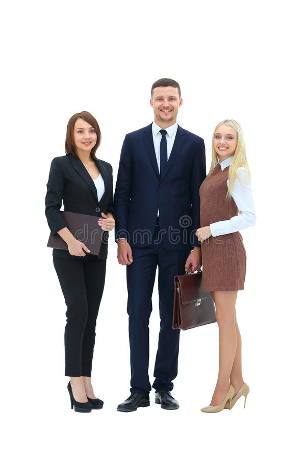 three successful business person stock photo image of idea