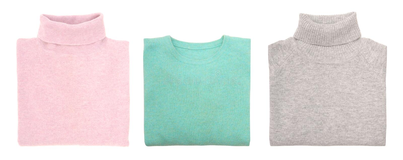 Download Three sweaters stock photo. Image of female, feminine - 27932896