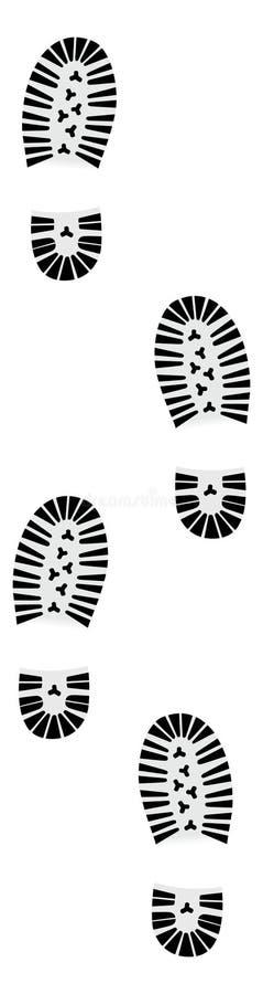Download Three traces stock illustration. Illustration of chain - 6844936