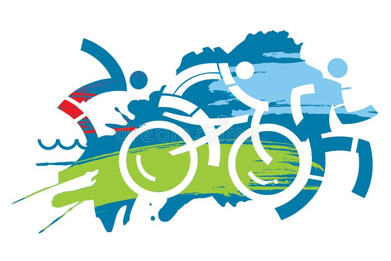triathlon race grunge stylized stock vector illustration of rh dreamstime com grunge background vector 1280x720 grunge background vector free