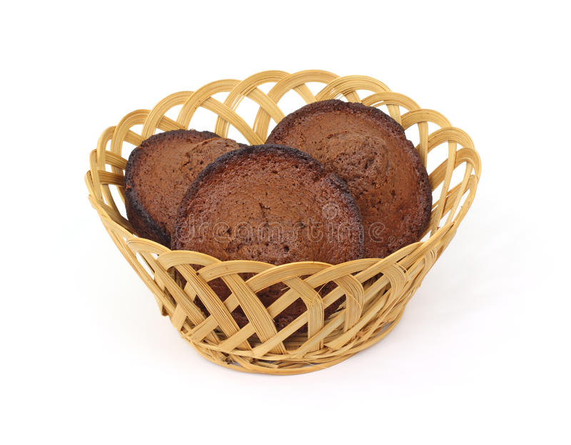 Download Three Well Done Chocolate Muffins Stock Photo - Image: 18154602