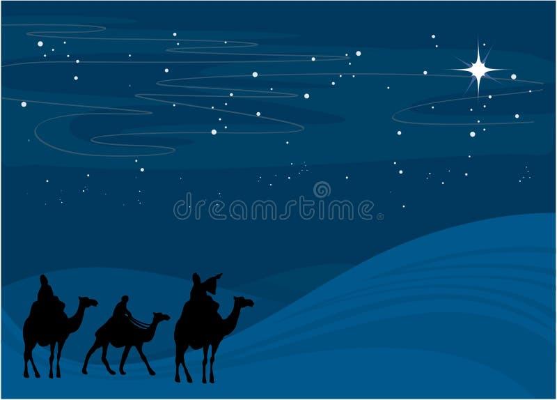 Download Three Wise Men, stock illustration. Illustration of religion - 11071333