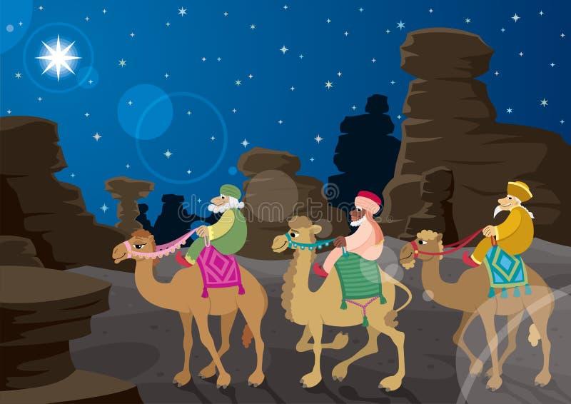 Download Three Wise Men Royalty Free Stock Image - Image: 16758436