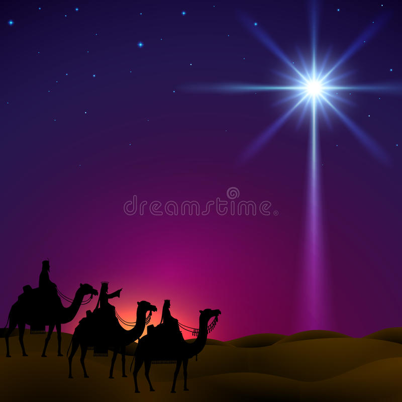Free Three Wise Men Stock Photo - 34977350