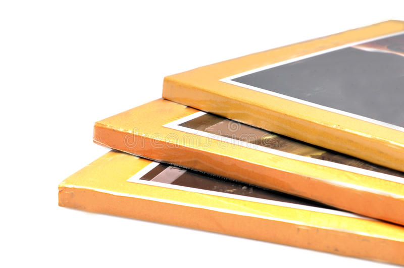 Download Three yellow books stock photo. Image of isolated, books - 10801048