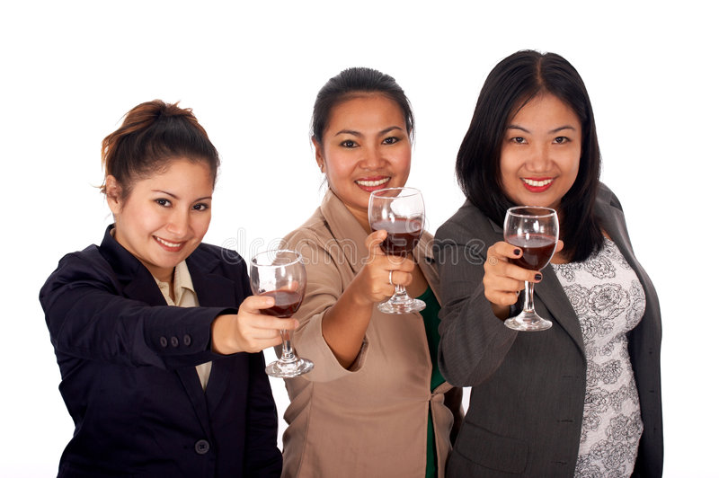 Download Three young adults stock photo. Image of beverage, friendship - 5222750