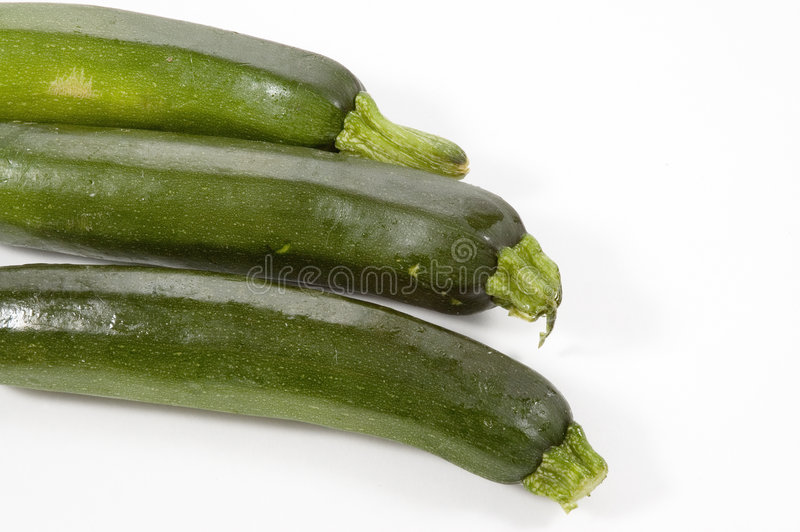 Download Three Zuchinni stock image. Image of ingredient, zuchinni - 470923