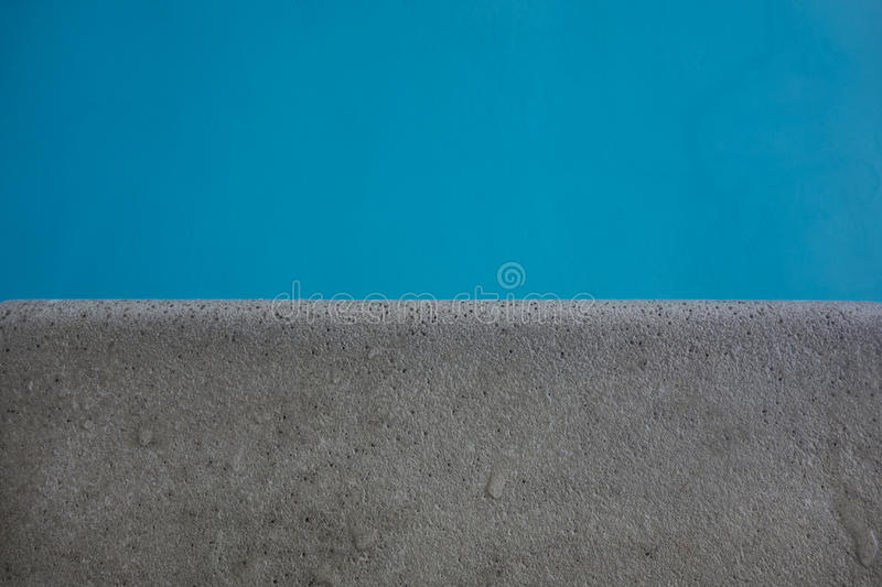 Download Threshold of the pool stock photo. Image of marble, color - 30684074