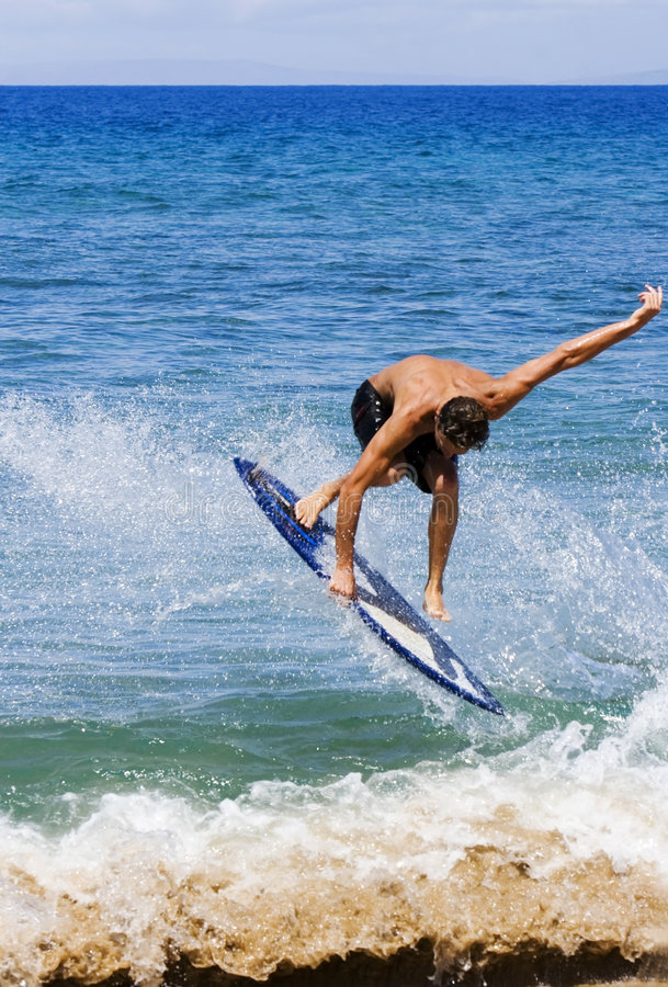 Download Thrill Ride stock photo. Image of sunshine, ocean, surfboard - 2136194