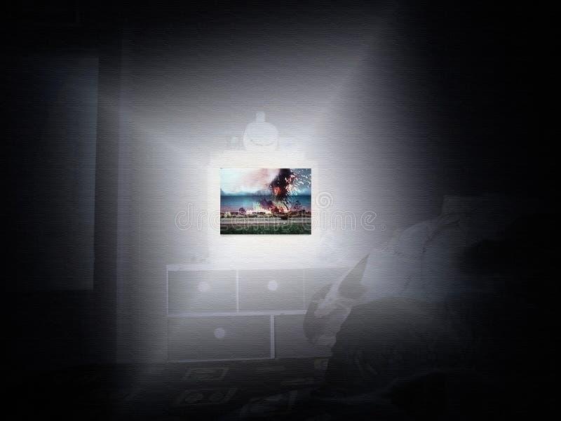thriller photo libre de droits