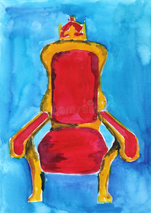 Free Throne Royalty Free Stock Photos - 26228798