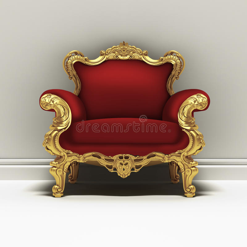Download Throne Royalty Free Stock Photos - Image: 31313628