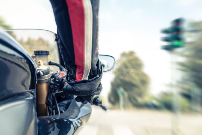 throttle immagine stock