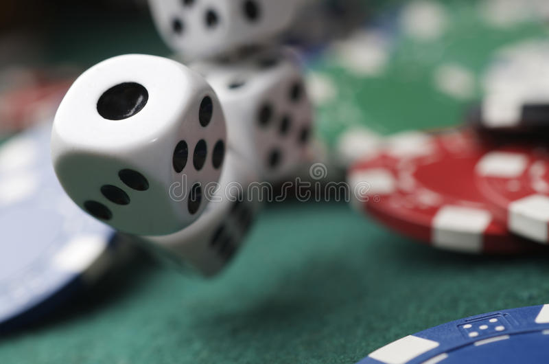 Download Throwing stock photo. Image of chip, addiction, luck - 21173670