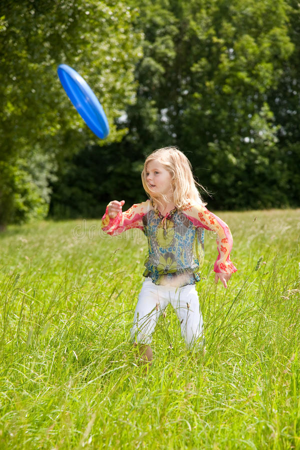 Download Throwing the frisbee stock photo. Image of kids, caucasian - 9892074