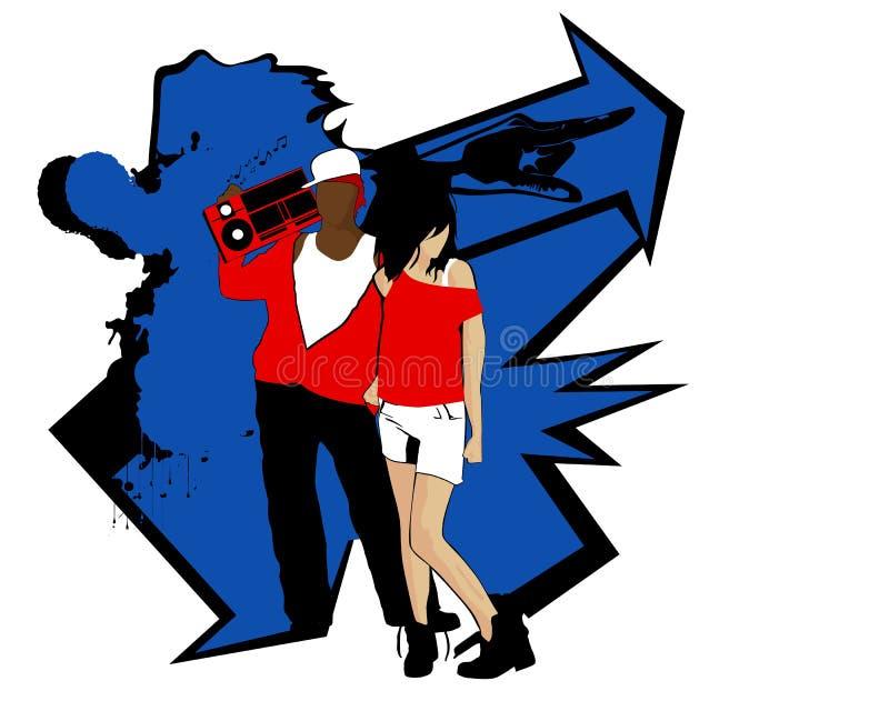 Thug couple