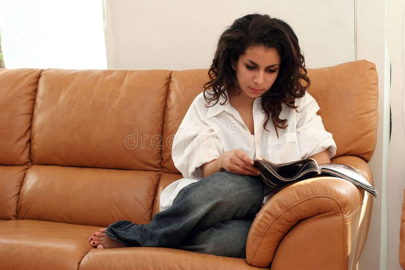 Thuis het lezen