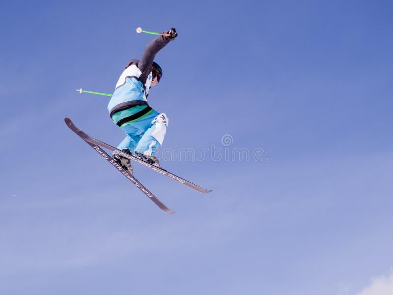 Download Thule Telemark Big Air editorial stock photo. Image of 2012 - 23391833