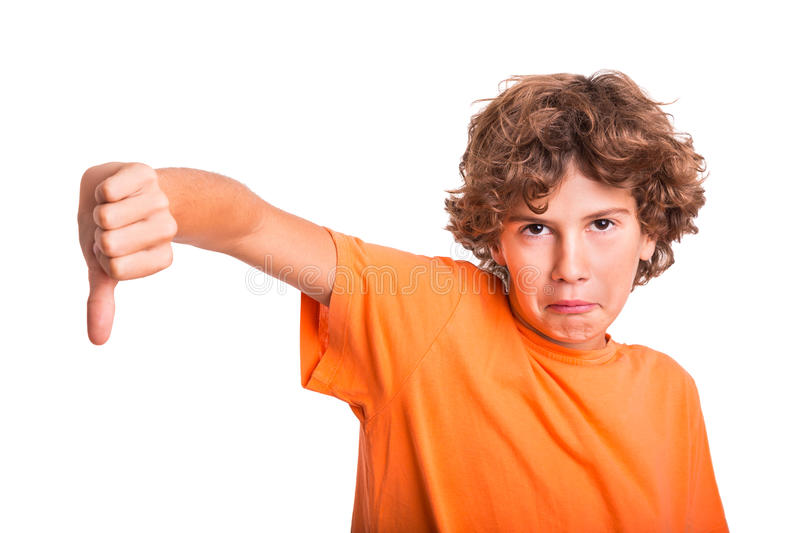 Download Thumb down stock photo. Image of vote, disappointing - 27869526
