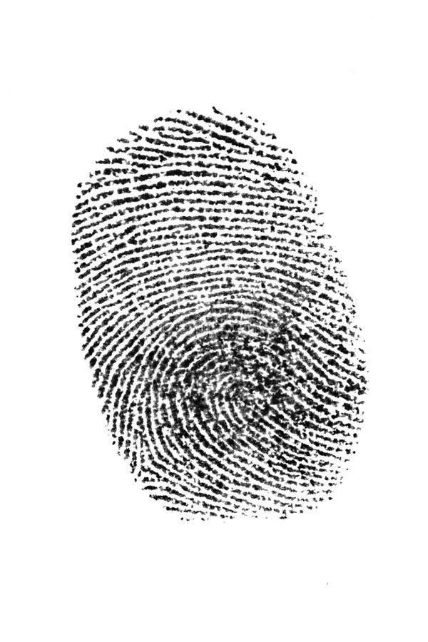 Free Thumb Fingerprint Royalty Free Stock Image - 17840066