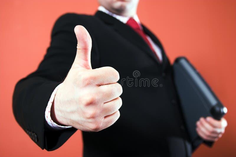 thumb up стоковая фотография rf