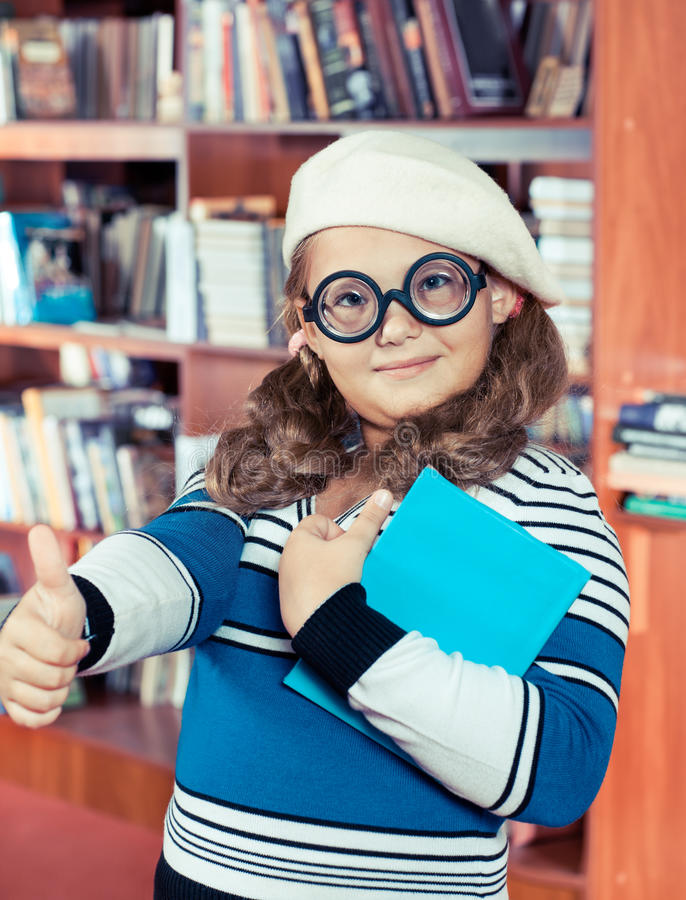 Download Thumb up stock image. Image of intellectual, nerd, clever - 26580145