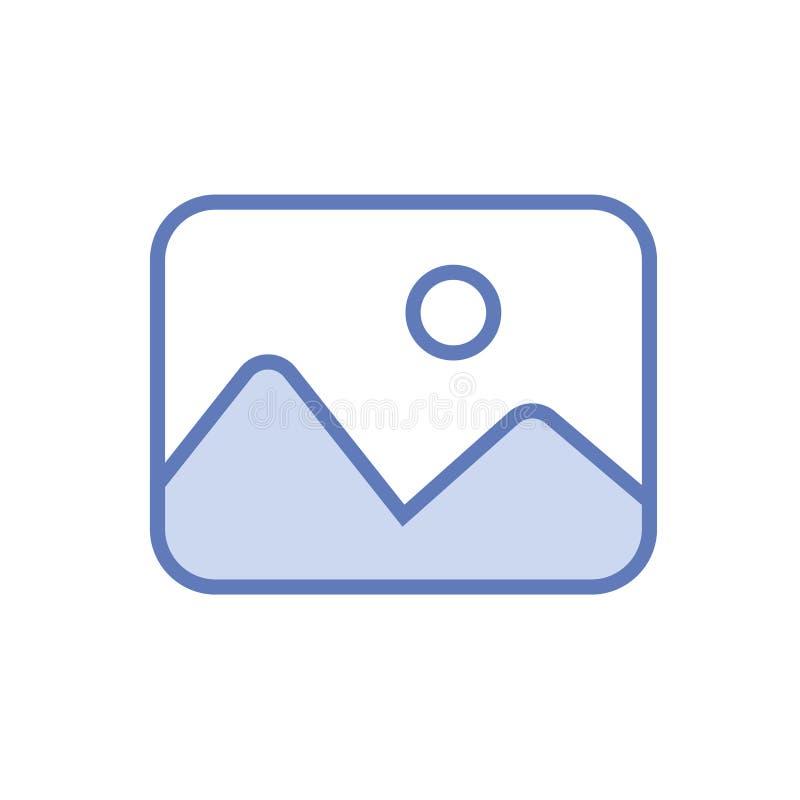 Thumbnails of your photos stock photos