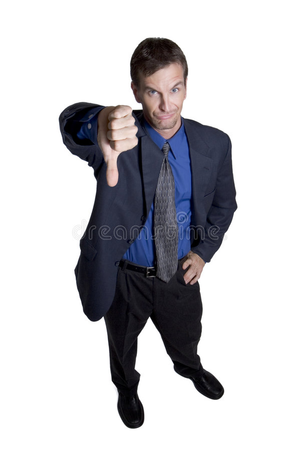 Download Thumbs down stock photo. Image of comical, concepts, commerce - 283412