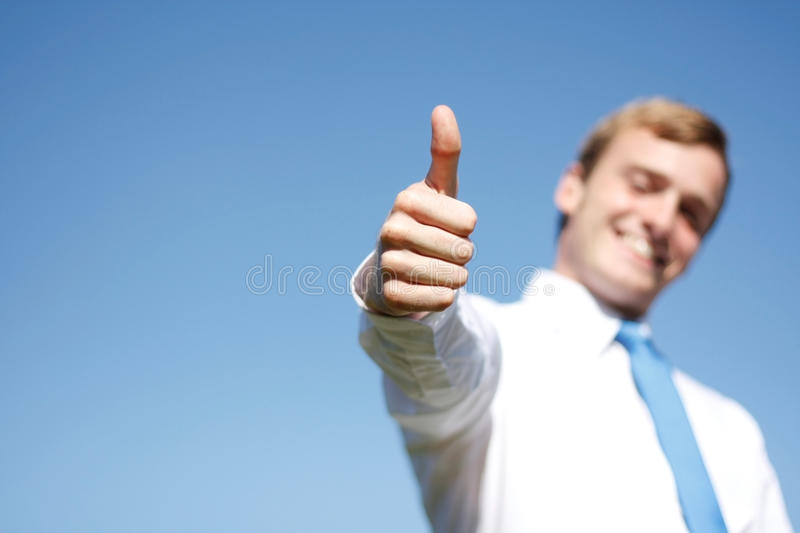 Download Thumbs up stock photo. Image of finger, happy, professional - 11123182