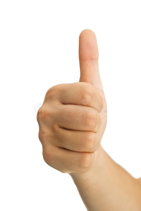 Free Thumbs Up Royalty Free Stock Photos - 11175368