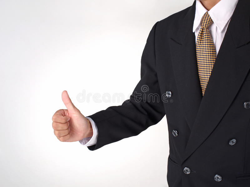 Download Thumbs Up stock image. Image of suit, finance, fingers - 13477133