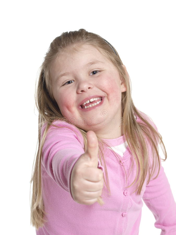 Download Thumbs up stock image. Image of okey, cheerful, gesture - 13689431