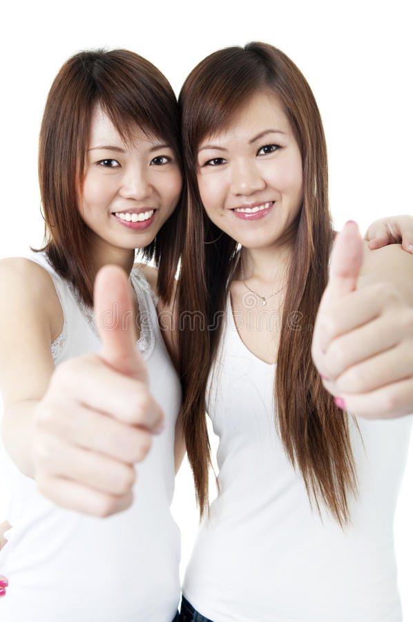 Download Thumbs up stock photo. Image of friends, hands, gesturing - 13842868