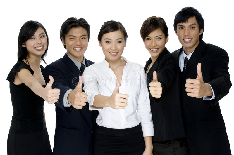 Download Thumbs Up stock image. Image of team, smiling, success - 1415667