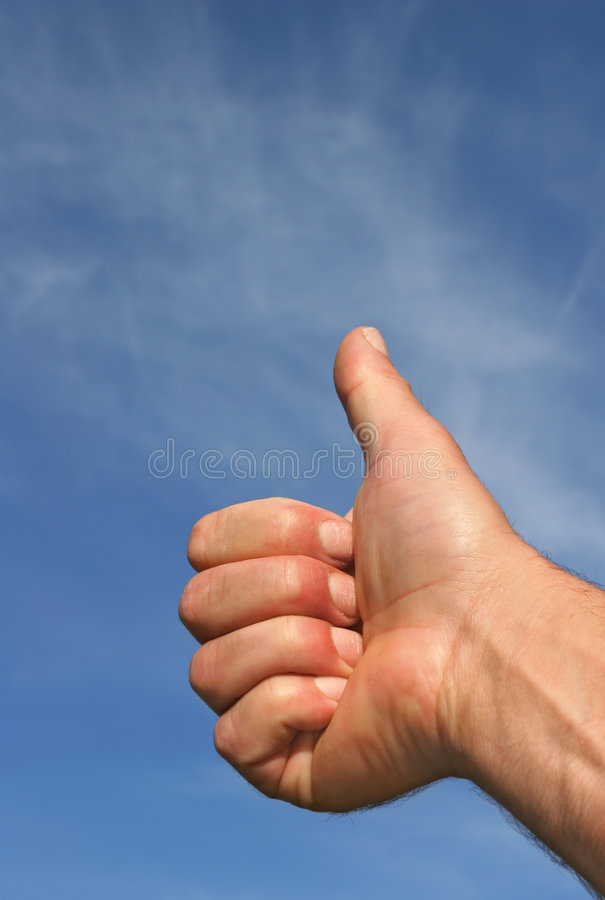 Download Thumbs Up Stock Photo - Image: 1713800